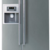 KULKAS BOSCH SIDE BY SIDE KAN58A45 510 LITER DISPENSER ICE MAKER