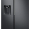 KULKAS SAMSUNG SIDE BY SIDE RS64R5141B4 676 LITER WATER DISPENSER